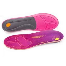 Superfeet Women's RUN Comfort Insoles Carbon Fiber Running S