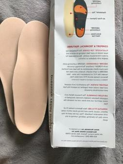 Women's Size 7.5 NEW BALANCE PRESSURE RELIEF INSOLES IPR3020